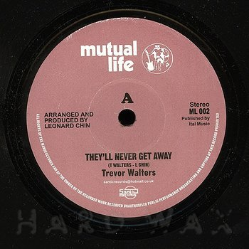 Trevor Walters - They'll Never Get Away