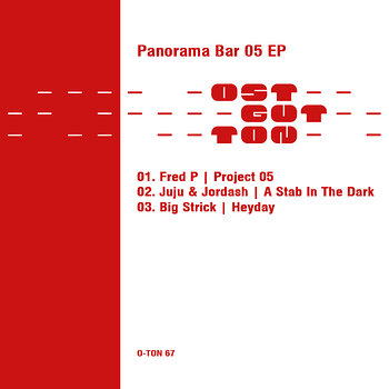 Cover art - Various Artists: Panorama Bar 05 12""