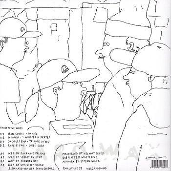 Cover art - Various Artists: Thirtyfive Ways