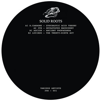 Cover art - Various Artists: Solid Roots