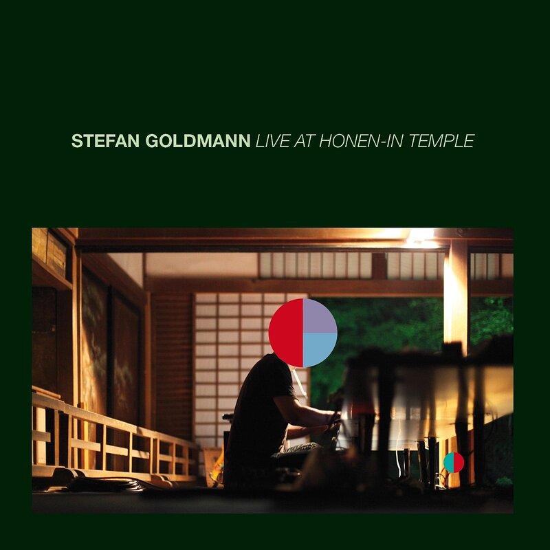 Cover art - Stefan Goldmann: Live At Honen-In Temple