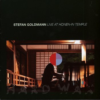Cover art - Stefan Goldmann: Live At Honen-In Temple