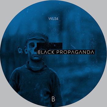 Cover art - Oscar Mulero: Black Propaganda Reconstructed Part II