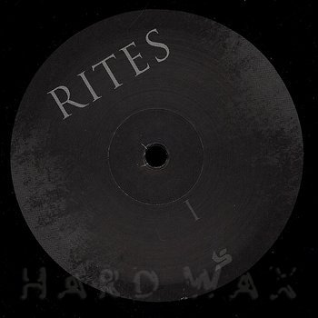 Cover art - Paul Jebanasam: Rites