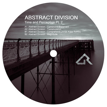 Cover art - Abstract Division: Time and Perception Pt. 2