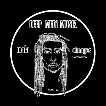 Cover art - Mala: Changes (James Blake Harmonimix)