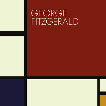 Cover art - George Fitzgerald: Thinking Of You