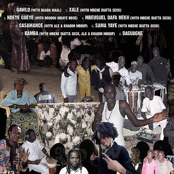 Cover art - Mark Ernestus presents Jeri-Jeri: 800% Ndagga