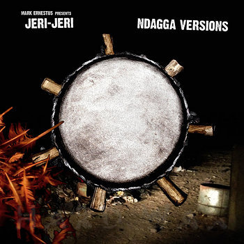 Cover art - Mark Ernestus presents Jeri-Jeri: Ndagga Versions