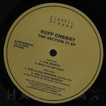 Cover art - Ruff Cherry: The Section 31 EP
