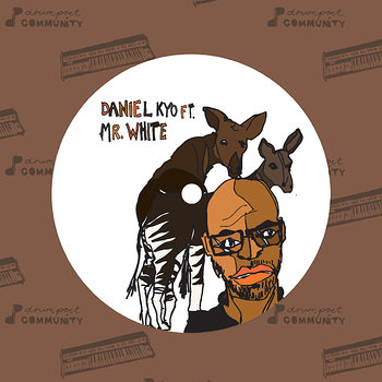 Cover art - Daniel Kyo feat. Mr. White: All I Want