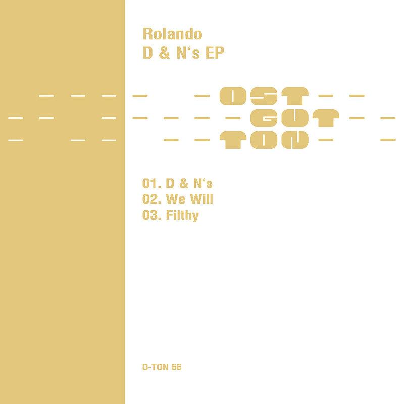 Cover art - Rolando: D & N's