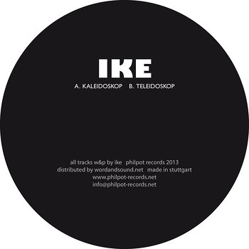Cover art - Ike: Kaleidoskop
