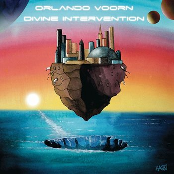 Cover art - Orlando Voorn: Divine Intervention