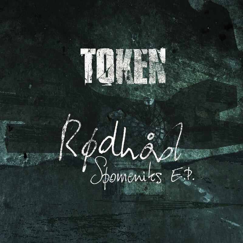 Cover art - Rødhåd: Spomeniks EP