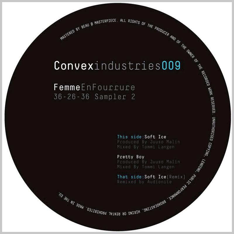 Cover art - Femme En Fourrure: 36-26-36 Sampler #2