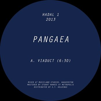 Cover art - Pangaea: Viaduct