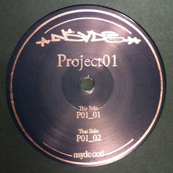 Cover art - Project 01: Project 01 EP