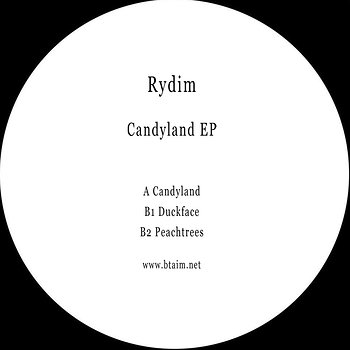 Cover art - Rydim: Candyland EP