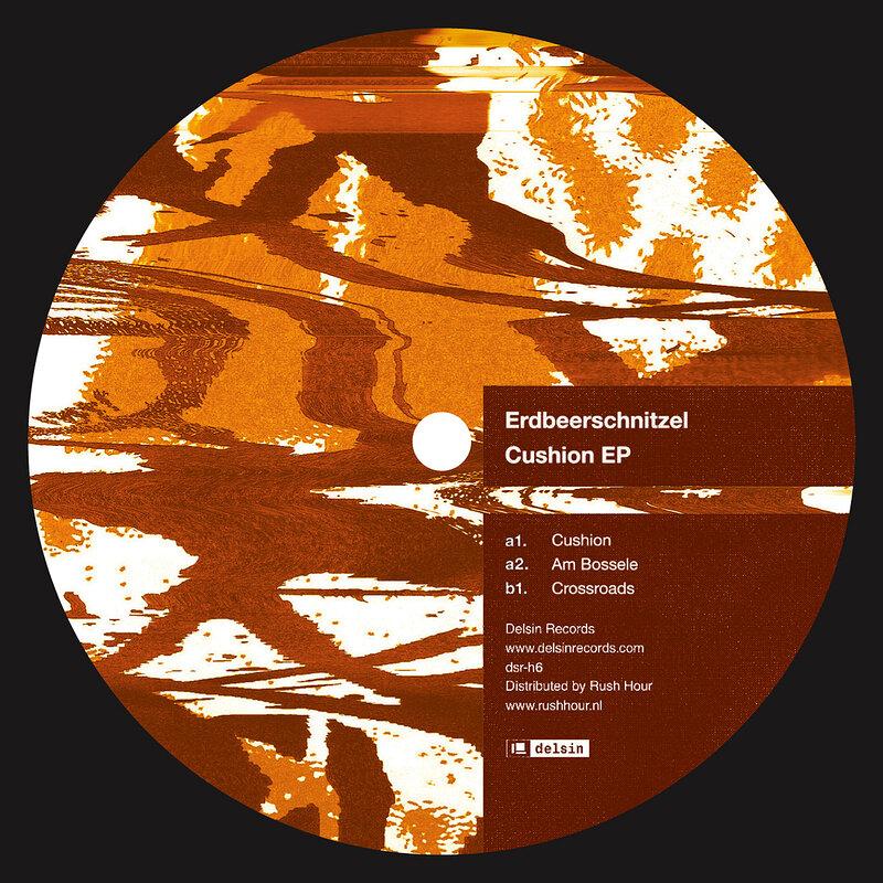 Cover art - Erdbeerschnitzel: Cushion EP