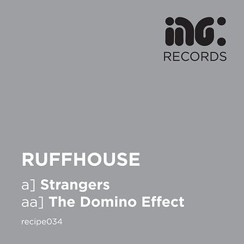 Cover art - Ruffhouse: Strangers
