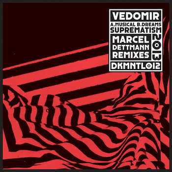 Cover art - Vedomir: Musical Suprematism