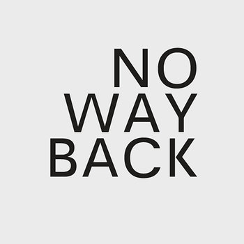 Cover art - Various Artists: No Way Back