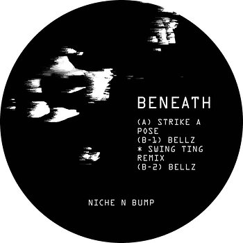 Cover art - Beneath: Strike A Pose