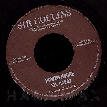 Cover art - Sir Harry: Powerhouse