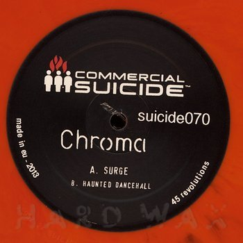 Cover art - Chroma: Surge