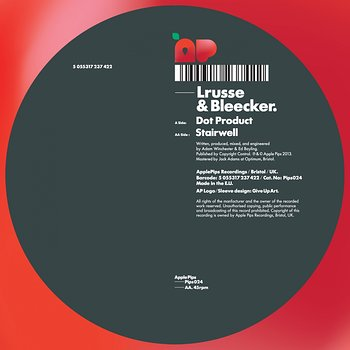 Cover art - Lrusse & Bleecker: Dot Product