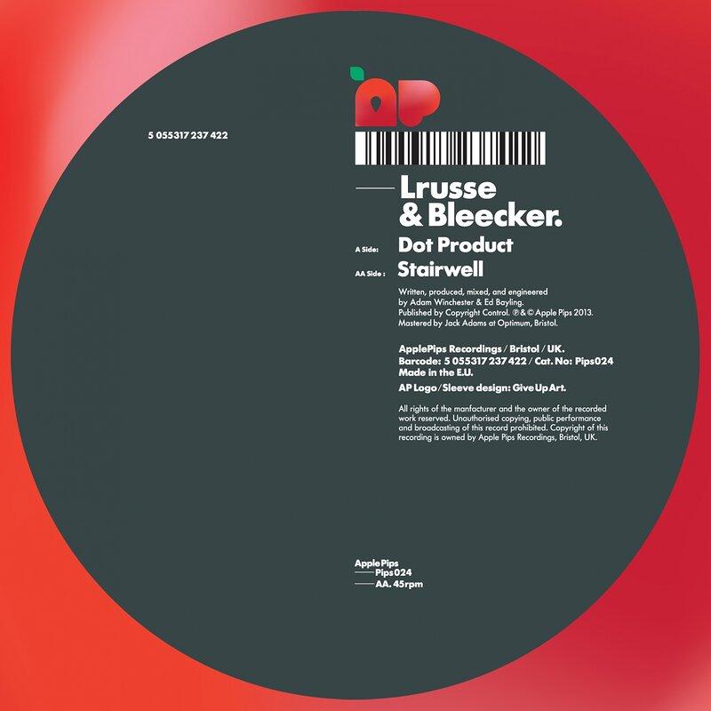 Cover art - Lrusse & Bleecker: Dot Product