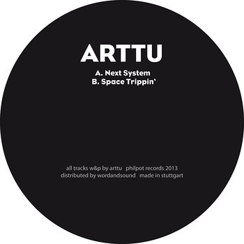 Cover art - Arttu: Next System
