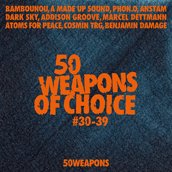 Cover art - Various Artists: 50 Weapons Of Choice No.30-39