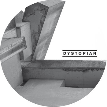 Cover art - Various Artists: Dystopian Artists - Béton Brut EP