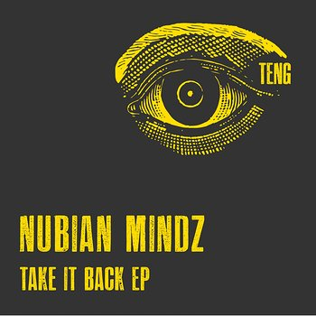 Cover art - Nubian Mindz: Take It Back EP