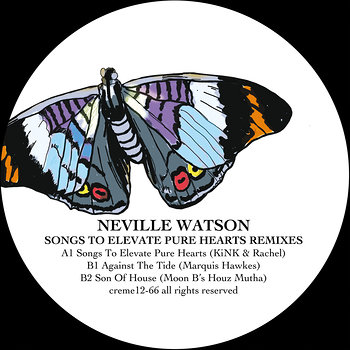 Cover art - Neville Watson: Songs To Elevate Pure Hearts (Remixes)