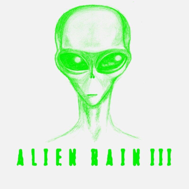 Cover art - Alien Rain: Alien Rain III