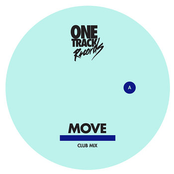 Cover art - John Daly: Move