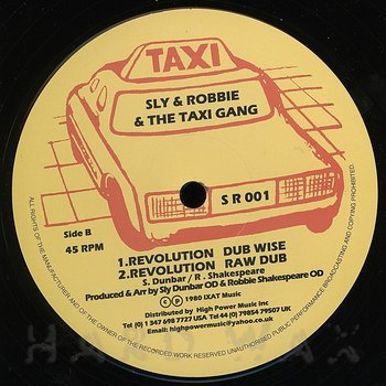 Cover art - Dennis Brown: Revolution