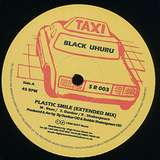 Cover art - Black Uhuru: Plastic Smile