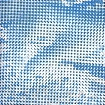 Cover art - Moritz von Oswald Trio: Blue