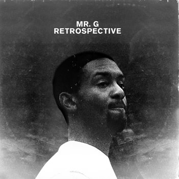 Cover art - Mr. G: Retrospective - Part 1
