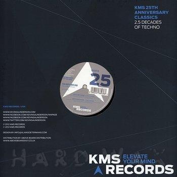 Cover art - Various Artists: 25th Anniversary Classics Sampler 8
