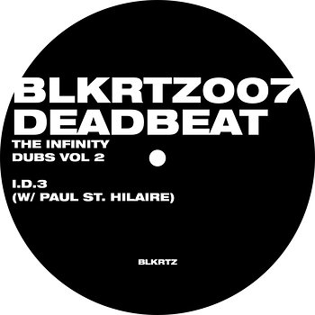 Cover art - Deadbeat: The Infinity Dubs Vol. 2