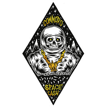 Cover art - Commodo: Space Cash