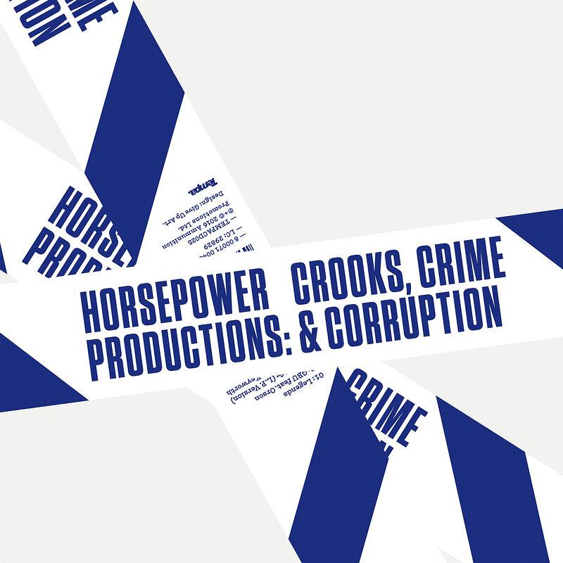 Cover art - Horsepower Productions: Crooks, Crime & Corruption