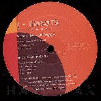 Cover art - Various Artists: I-Robots Presents