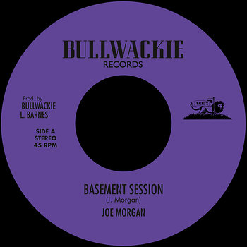 Cover art - Joe Morgan: Basement Session