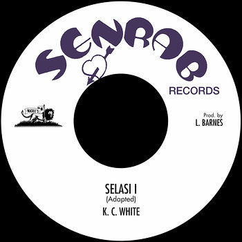 Cover art - K.C. White: Selasi I